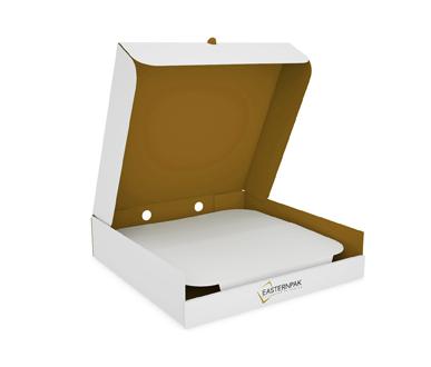 Double deck pizza box-Easternpak-PIB-01-001