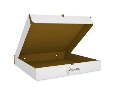 Front Self-Locking Pizza Box- EASTERNPAK-PIB-02-003